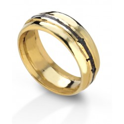 Aeolian ring band