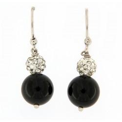 copy of Obsidian earring
