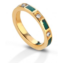 Fede Eoliana lusso smeraldi...