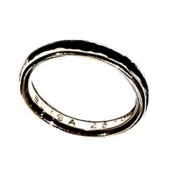 Aeolian ring engraving