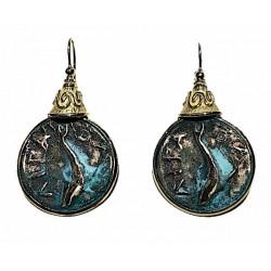 Aiparayon dolphin earring