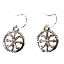 Lipari's symbol earring