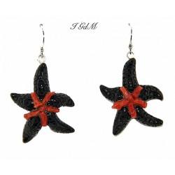 Orecchino stella marina...