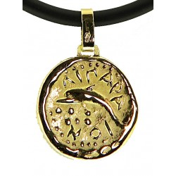 Ciondolo moneta Aiparayon
