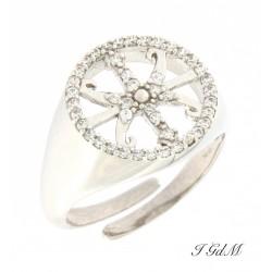 Anello simbolo di Lipari...