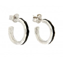 hoop earring of volcanoes