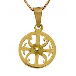 Lipari's symbol pendant