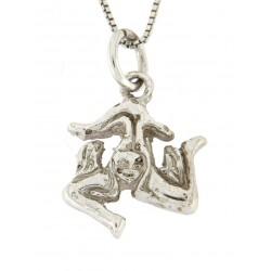 Trinacria pendant